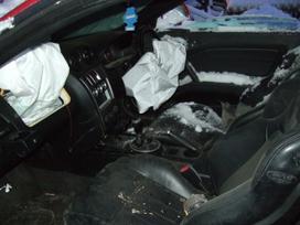 """Hyundai Coupe. UAB """"dalys visiems"""" ardome"""
