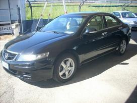 Honda Accord. Europinis, automatas, odinis