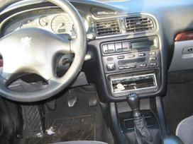 Peugeot 406. 2,0hdi, 80kw.