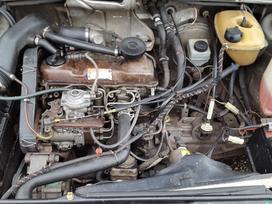 Volkswagen Jetta dalimis. Turime ir daugiau