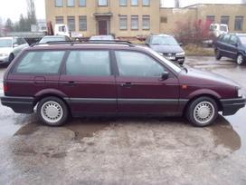 Volkswagen Passat. Dalimis