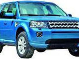 Land Rover Freelander. Soniniai slenksciai
