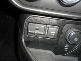 Jeep Renegade. Dalimis variklio tipas