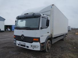 Mercedes-benz Atego 1223 4x2 Om906la G85-6/6,