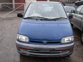 Nissan Serena. Dalimis