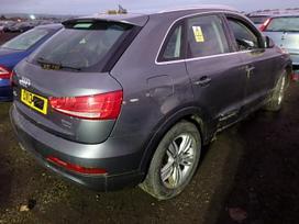 Audi Q3 dalimis. Tfsi