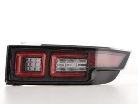 Land Rover Evoque. Soniniai slenksciai 2