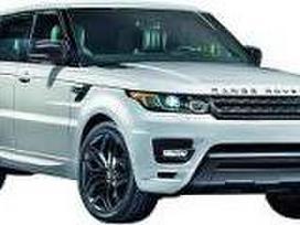 Land Rover Range Rover Sport. Nauji soniniai