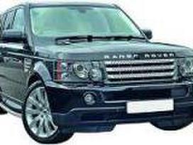 Land Rover Range Rover. Soniniai slenksciai