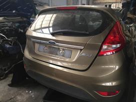Ford Fiesta. Automatine ir mehanines pavaru dezes
