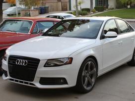 Audi A4. Dėl daliu skambinikite