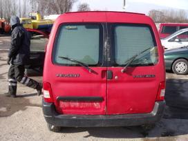 Peugeot Partner. Dalimis