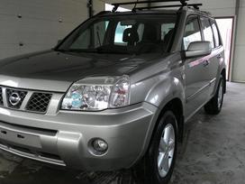 Nissan X-trail 2.2 l. visureigis