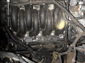 Land Rover Range Rover variklio detalės