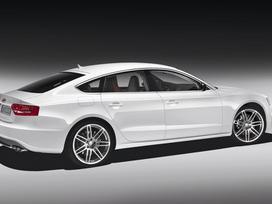 Audi A5 Sportback. Naujų originalių