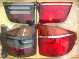 Bmw X5. galiniai 07-10 lci optik zibintai