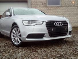 Audi A6 dalimis. Naujai ardomas automobilis -