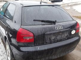 Audi A3. Automobilis parduodamas dalimis.