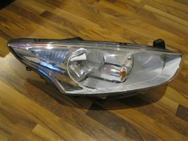 Ford B-max. buferiai- groteles- zibintas