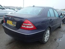 Mercedes-benz C klasė. Dyzel-benzin, 2.2 ir2