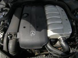 Mercedes-benz E270. Maza rida avangarde
