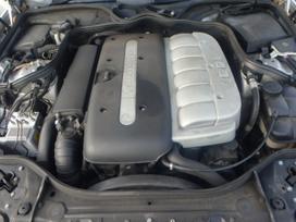 Mercedes-benz E320. Maza rida  avangarde