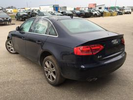 Audi A4. Variklio kodas: caga  II angaras