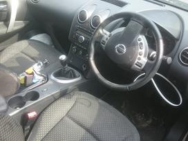Nissan Qashqai. Anglas dalimis tel. +370-656