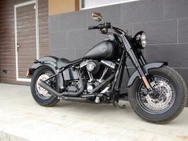 Harley-davidson Softail, Čioperiai /
