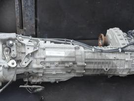 Volkswagen Touareg pavarų dėžė, sankabos