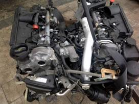 Mercedes-benz Sprinter variklio detalės