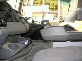 Mercedes-benz Actros 2632 6x4 su 19t/m kranu,