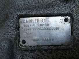 Mercedes-benz Actros 1844, vilkikai