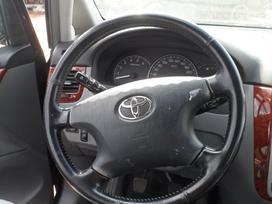 Toyota Avensis Verso dalimis. Variklio kodas
