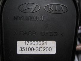 Hyundai Grandeur. Variklis 3.3 b. g6db, dalys