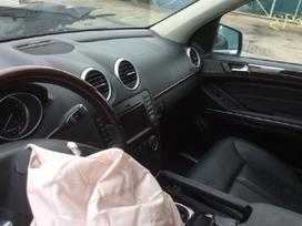 Mercedes-benz Gl550. Gl 550 4 matic, odinis