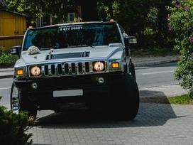 Hummer H2, limuzinas