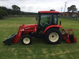 Branson Akcija 4125cx, 5025c, 5825c, traktoriai
