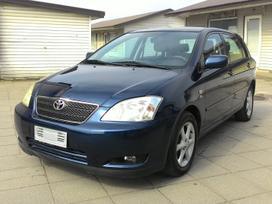 Toyota Corolla 2.0 l. hečbekas