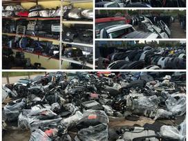 Ford Galaxy. Automatas, parktronikai, xenon