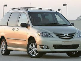 Mazda Mpv. Naudotu ir nauju japonisku