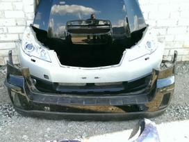 Subaru Legacy. Tik kebulo dalys