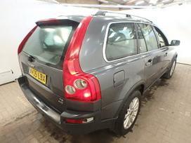 Volvo Xc90. Pristatome automobilių dalis į