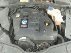 Volkswagen Passat. Variklis avf awx
