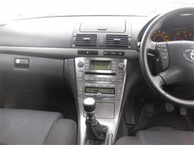 Toyota Avensis. Varikliai 2.2. cat