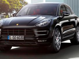 Porsche Macan dalimis. ! tik naujos