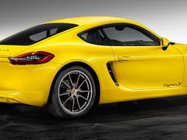 Porsche Cayman dalimis. ! tik naujos
