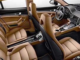 Porsche Panamera dalimis. ! naujos