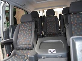 Mercedes-benz Vito keleiviniai mikroautobusai
