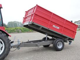 Bicchi Brt 550, traktorinės priekabos